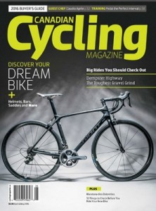 Canadian Cycling – April May, 2016 [PDF]