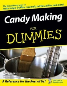 Candy Making for Dummies – David Jones [PDF] [English]