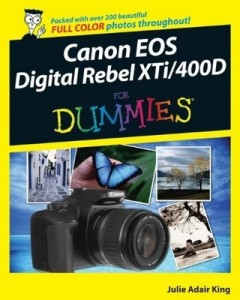 Canon EOS Digital Rebel XTi / 400D For Dummies – Julie Adair King [PDF] [English]