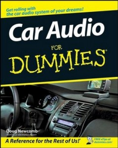 Car Audio for Dummies – Doug Newcomb [PDF] [English]