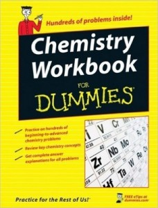 Chemistry Workbook for Dummies – Peter J. Mikulecky, Katherine Brutlag, Michelle Rose Gilman, Brian Peterson [PDF] [English]