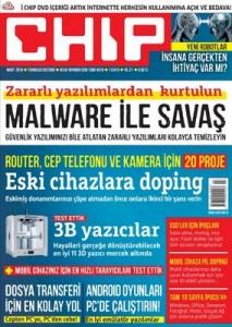Chip Turkiye – Mart, 2016 [PDF]