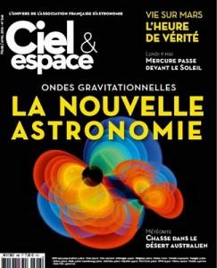 Ciel & Espace – Mars Avril, 2016 [PDF]