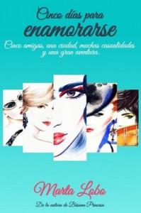 Cinco días para enamorarse – Marta Lobo [PDF]
