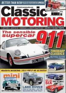 Classic Motoring – March, 2016 [PDF]