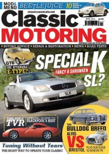 Classic Motoring UK – April, 2016 [PDF]