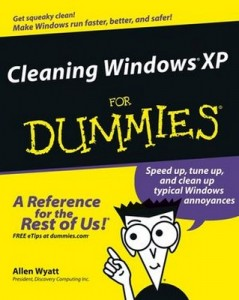 Cleaning Windows XP for Dummies – Allen Wyatt [PDF] [English]