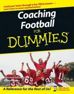 Coaching Football for Dummies – National Alliance for Youth Sports, Greg Bach [PDF] [English]