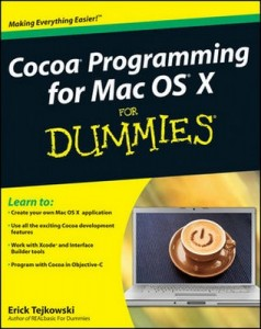 Cocoa Programming for Mac OS X for Dummies – Erick Tejkowski [PDF] [English]