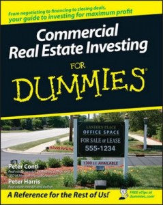 Commercial Real Estate Investing for Dummies – Peter Conti, Peter Harris [PDF] [English]