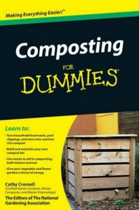 Composting for Dummies – Cathy Cromell, The Editors of The National Gardening Association [PDF] [English]