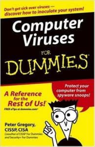 Computer Viruses for Dummies – Peter Gregory [PDF] [English]