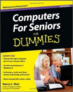 Computers for Seniors for Dummies (2nd Edition) – Nancy C. Muir [PDF] [English]