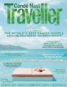 Conde Nast Traveller UK – April, 2016 [PDF]