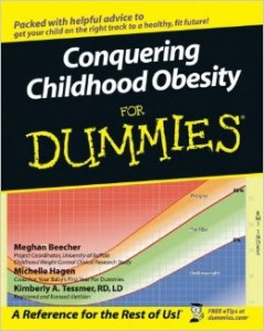 Conquering Childhood Obesity for Dummies – Kimberly A. Tessmer, Meghan Beecher, Michelle Hagen [PDF] [English]