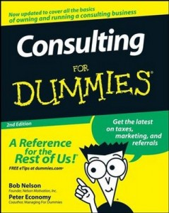 Consulting for Dummies (2nd Edition) – Bob Nelson, Peter Economy [PDF] [English]