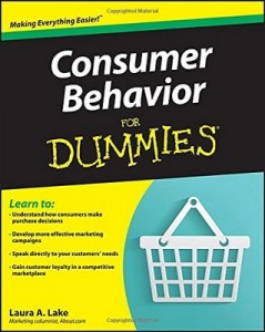 Consumer Behavior for Dummies – Laura Lake [PDF] [English]