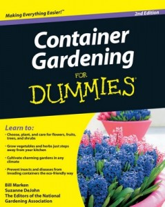 Container Gardening for Dummies (2nd Edition) – Bill Marken, Suzanne DeJohn, The Editors of the National, Gardening Association [PDF] [English]