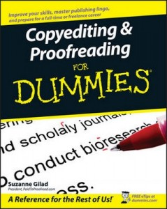 Copyediting & Proofreading for Dummies – Suzanne Gilad [PDF] [English]