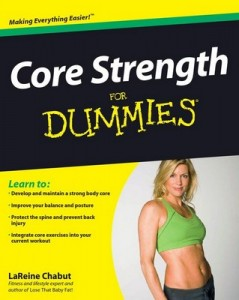 Core Strength for Dummies – LaReine Chabut [PDF] [English]