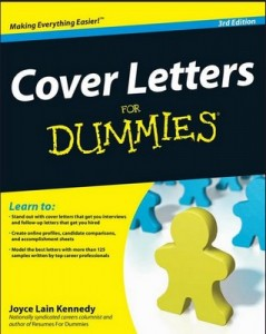 Cover Letters for Dummies (3rd Edition) – Joyce Lain Kennedy [PDF] [English]