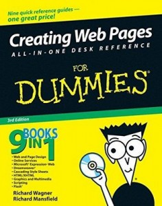Creating Web Pages ALL-IN-ONE DESK REFERENCE for Dummies (3rd Edition) – Richard Wagner, Richard Mansfield [PDF] [English]
