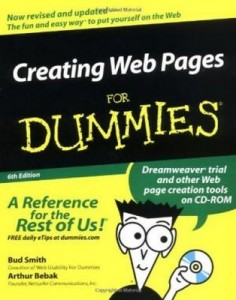 Creating Web Pages for Dummies (8th Edition) – Bud E. Smith, Arthur Bebak [PDF] [English]