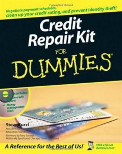 Credit Repair Kit for Dummies – Steve Bucci [PDF] [English]