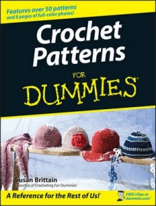 Crochet Patterns for Dummies – Susan Brittain [PDF] [English]