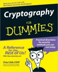 Cryptography for Dummies – Chey Cobb [PDF] [English]
