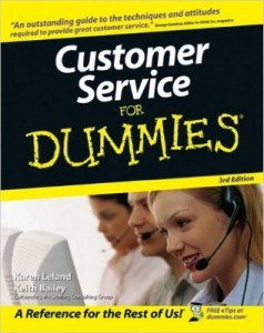 Customer Service for Dummies (3rd Edition) – Karen Leland, Keith Bailey [PDF] [English]