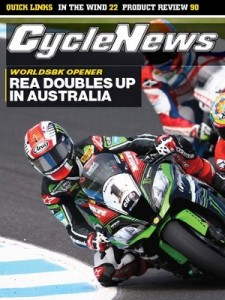 Cycle News – 1 March, 2016 [PDF]
