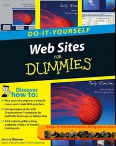 DO-IT-YOURSELF – Web Sites for Dummies – Janine Warner [PDF] [English]