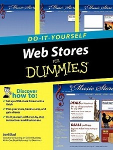 DO-IT-YOURSELF – Web Stores for Dummies – Joel Elad [PDF] [English]