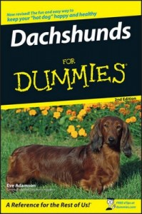 Dachshunds for Dummies (2nd Edition) – Eve Adamson [PDF] [English]