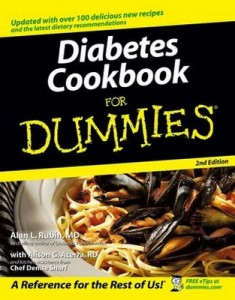Diabetes Cookbook for Dummies (2nd Edition) – Alan L. Rubin, Alison G. Acerra, Denise Sharf [PDF] [English]