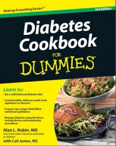 Diabetes Cookbook for Dummies (3rd Edition) – Alan L. Rubin, Cait James [PDF] [English]