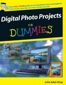 Digital Photo Projects for Dummies – Julie Adair King [PDF] [English]
