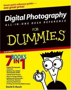 Digital Photography ALL-IN-ONE DESK REFERENCE for Dummies (2nd Edition) – David D. Busch [PDF] [English]