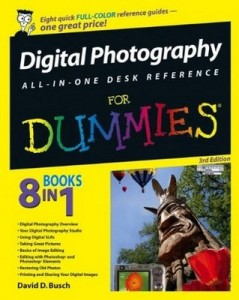 Digital Photography ALL-IN-ONE DESK REFERENCE for Dummies (3rd Edition) – David D. Busch [PDF] [English]