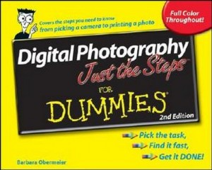 Digital Photography Just the Steps for Dummies (2nd Edition) – Barbara Obermeier [PDF] [English]