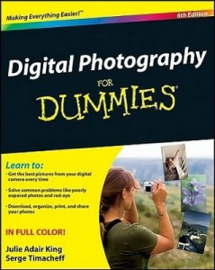 Digital Photography for Dummies (6th Edition) – Julie Adair King, Serge Timacheff [PDF] [English]
