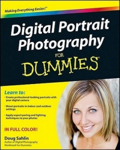 Digital Portrait Photography for Dummies – Doug Sahlin [PDF] [English]