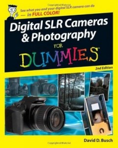 Digital SLR Cameras & Photography for Dummies (2nd Edition) – David D. Busch [PDF] [English]