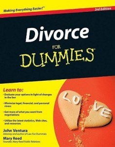 Divorce for Dummies (3rd Edition) – John Ventura, Mary Reed [PDF] [English]