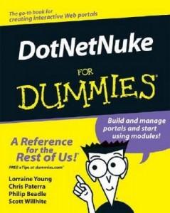 DotNetNuke for Dummies – Lorraine Young, Philip Beadle, Scott Willhite, Chris Paterra [PDF] [English]