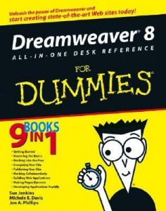 Dreamweaver 8 ALL-IN-ONE DESK REFERENCE for Dummies – Sue Jenkins, Michele E. Davis, Jon A. Phillips [PDF] [English]