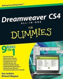 Dreamweaver CS4 ALL-IN-ONE for Dummies – Sue Jenkins, Richard Wagner [PDF] [English]