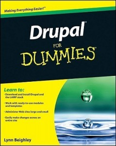 Drupal for Dummies – Lynn Beighley [PDF] [English]