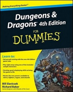 Dungeon & Dragon 4th Edition for Dummies – Bill Slavicsek, Richard Baker [PDF] [English]